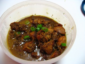 Coorg Chicken Curry