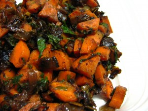 Carrot Methi Curry