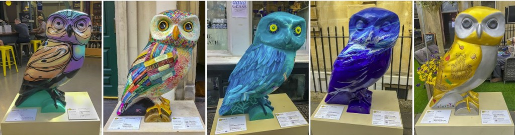 Mineral owl